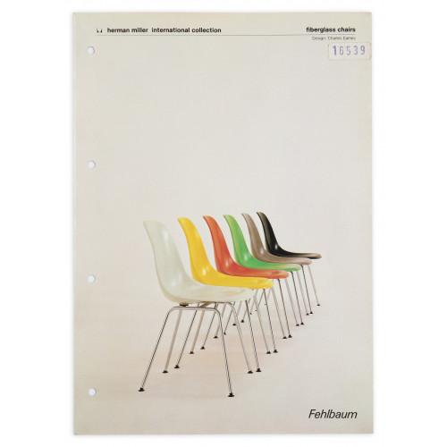 Fiberglass Side Chairs – Fehlbaum