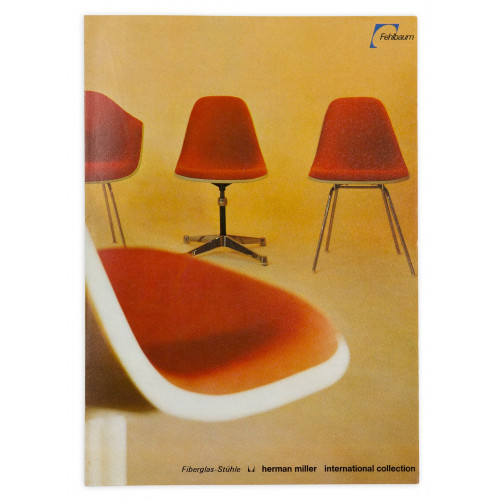 Fiberglass Chairs – Fehlbaum
