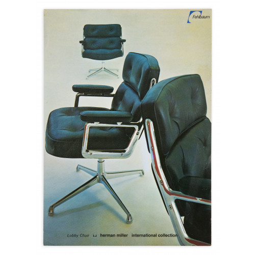 Lobby Chair  – Fehlbaum