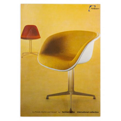 La Fonda Chair – Fehlbaum