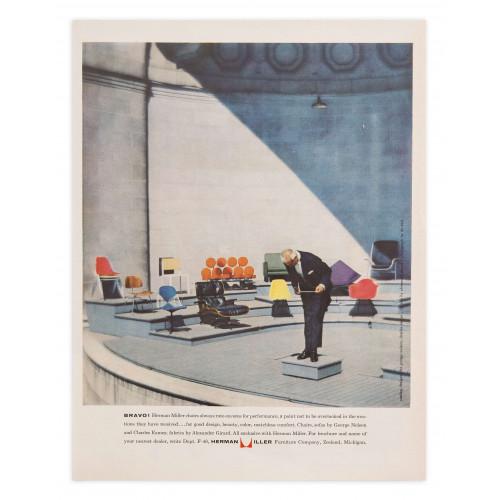 Bravo! Herman Miller - 1960's
