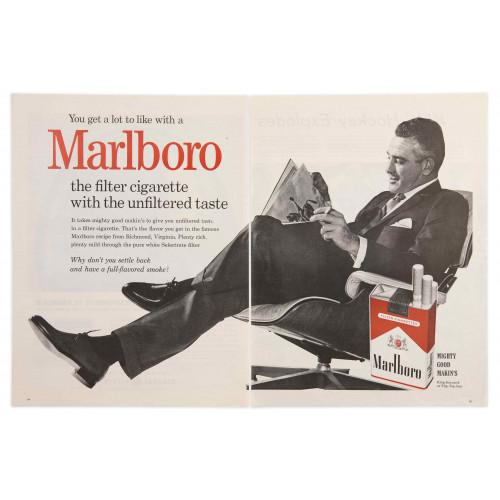 Marlboro Man - 1960's