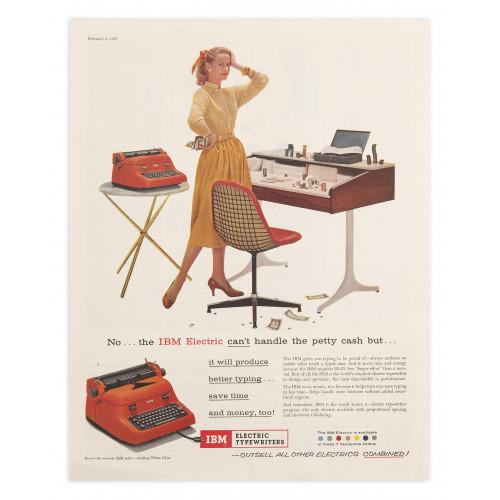 IBM Electric Typewriter - 1957