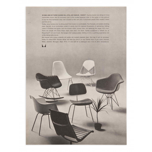 In 2061 – Herman Miller – 1961