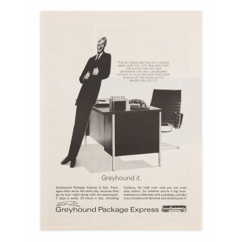Greyhound Express - 1970