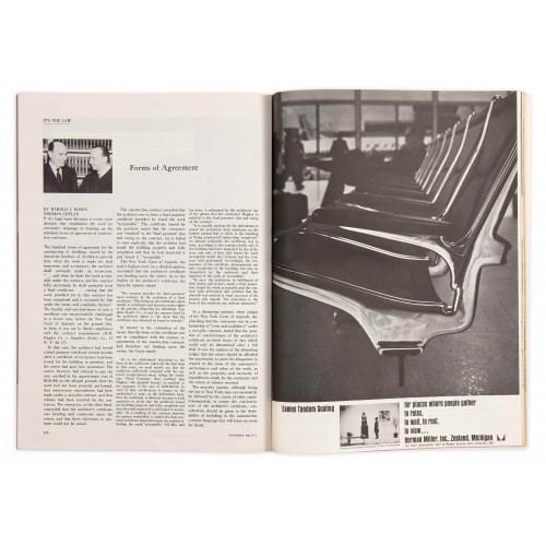 Tandem Seating - Nov 1962