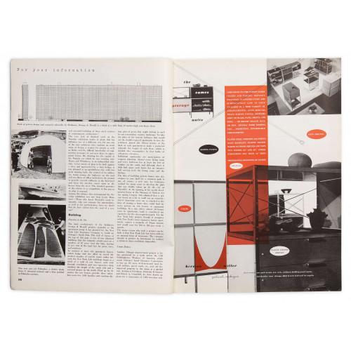 Eames ESU - Nov 1950