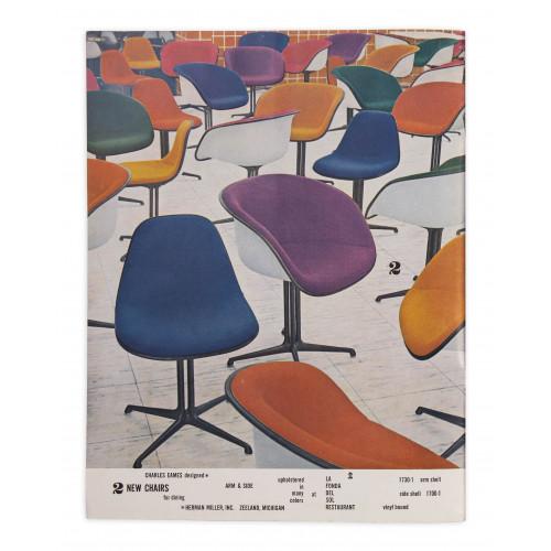 La Fonda Chairs - 1961