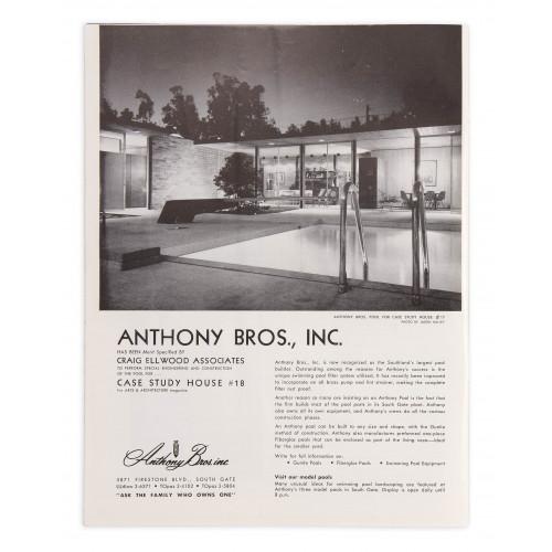 Anthony Bros - 1957