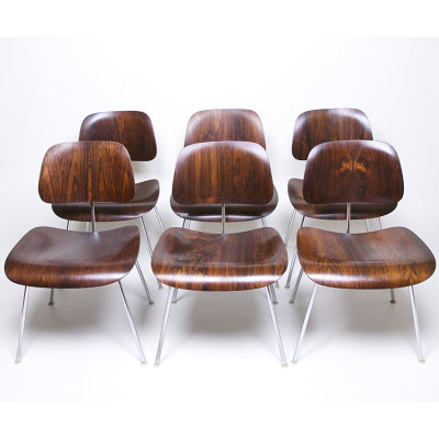Group of Rare 50's Rosewood DCM (Image courtesy of D Rose Mod, Inc)
