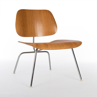 1970's Eames LCM side chair by Herman Miller