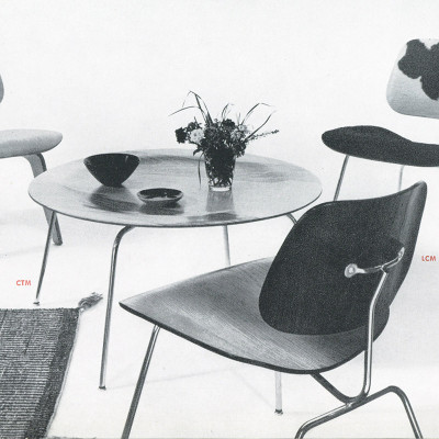 LCM Vintage Herman Miller Advert 1952