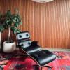 Black 2018 Herman Miller Eames Lounge Chair & Ottoman thumbnail
