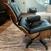 2012 Herman Miller Eames Lounge Chair & Ottoman thumbnail