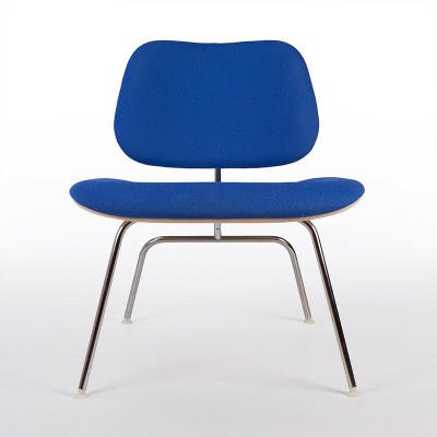 Blue upholstered LCM Current Model