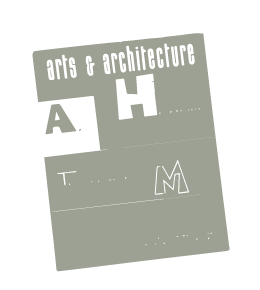 Arts & Architecture Covers (till 1947)