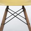 Ochre Light Yellow 1960s Herman Miller Eames DSW Dowel Side thumbnail