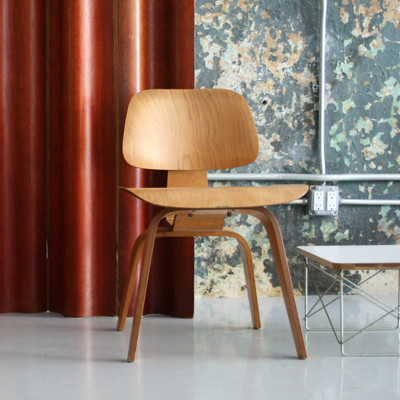 1950's DCW in situ in front of plywood FSW (image courtesy of Circa Modern)