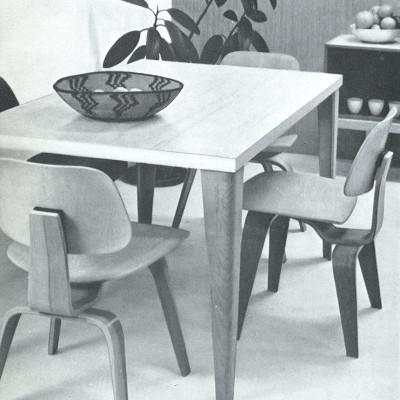 Early 1948 Vintage Ad DCW arrangement