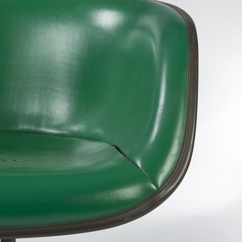 Green 1960s Herman Miller Eames La Fonda Arm
