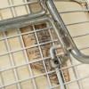 Parchment White 1960s Herman Miller Eames DKX - X-Base Wire Side thumbnail