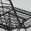 Black 1950s Herman Miller Eames DKR - Eiffel Wire Side thumbnail