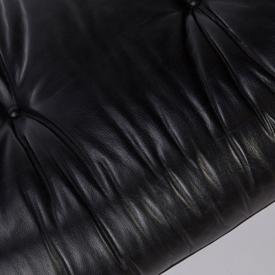 Cushion section of the Eames Lounge Chair