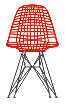 Wire Chair Series