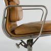 Orange 1980s Herman Miller Eames Soft Pad low Back Side Chair thumbnail