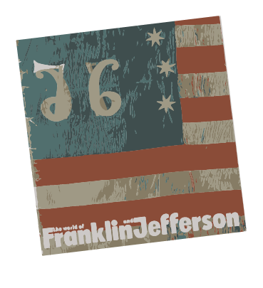 The World Of Franklin & Jeffersen Book