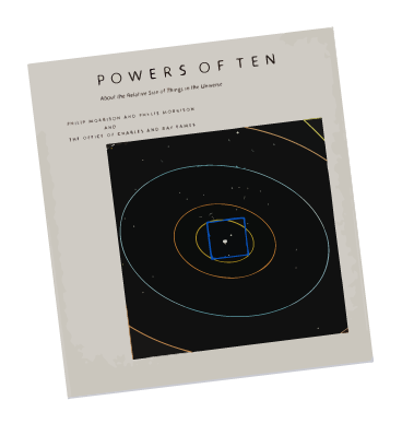 Powers Of Ten Book