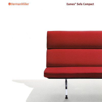 Later 2000's Herman Miller catalog image