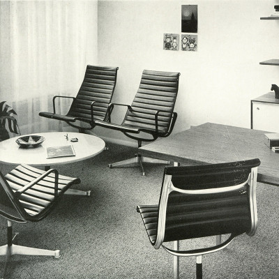 1958 Herman Miller Brochure Photograph