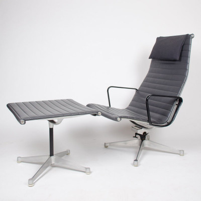 1st Generation Alu Recliner in Naugahyde (image courtesy of D Rose Mod)