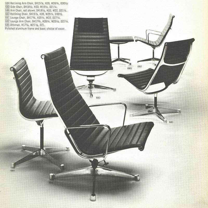 Terrific Eames Alu Recliner Chair Eames Reclining Alu Chair Eames Com Short Links Chair Design For Home Short Linksinfo