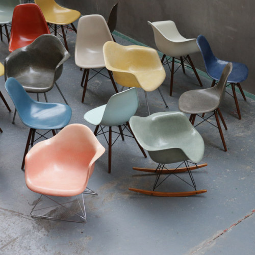Shell Chair Colors