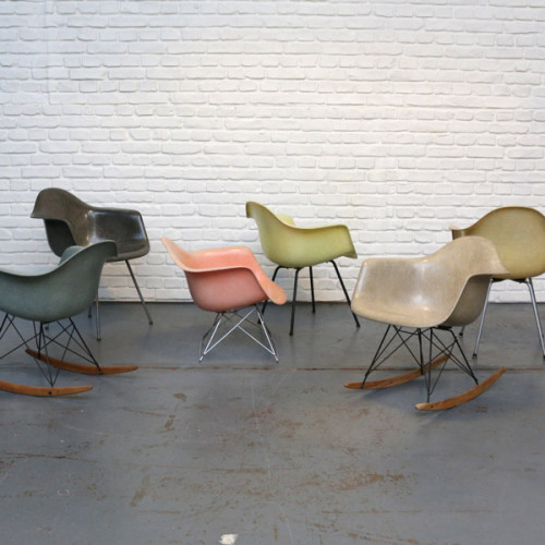 Shell Arm Chair Generations