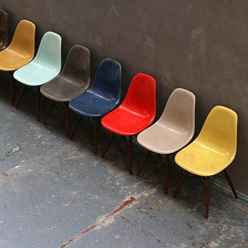 Shell Side Chair Generations