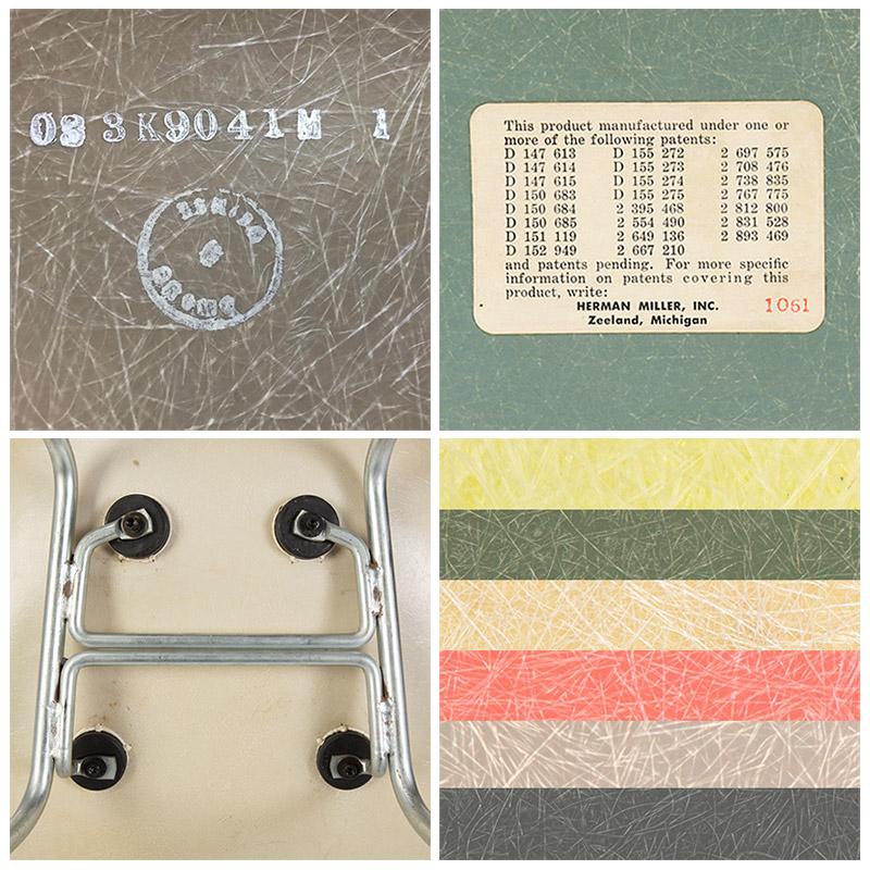 1. Zenith Prime 2. Patent Label 3. Small Mounts 4. Six Colors