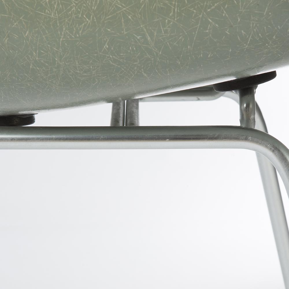 Sea Foam Green 1950s Zenith Plastics Eames DAX (& Variants) Arm