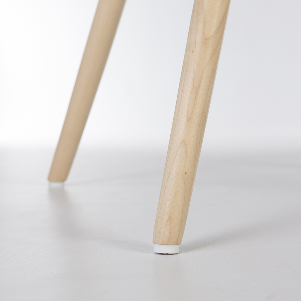 Maple Replacement Dowel Base For Eames Arm And Side Shell Chairs (DSW)