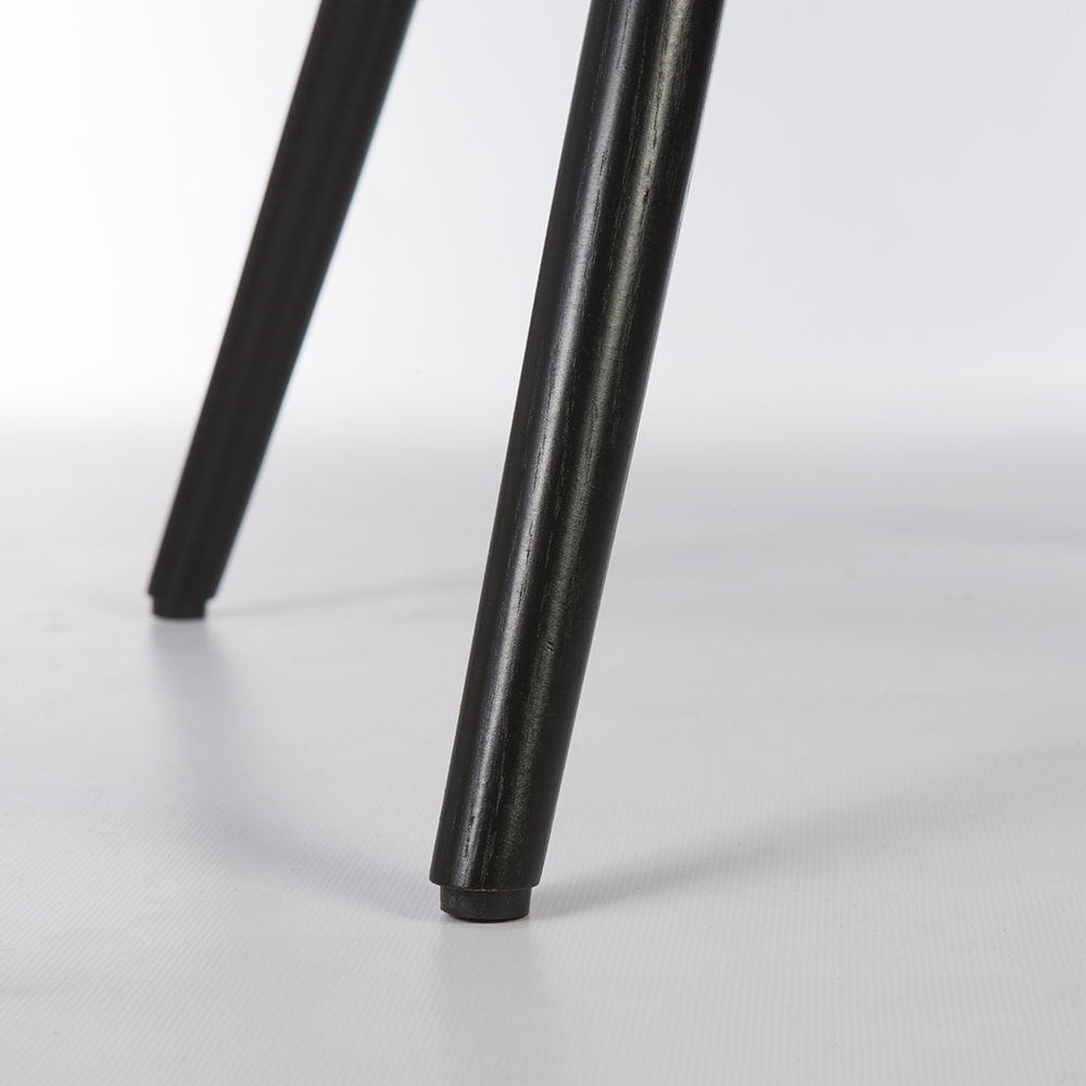 Black Replacement Dowel Base For Eames Arm And Side Shell Chairs (DSW)