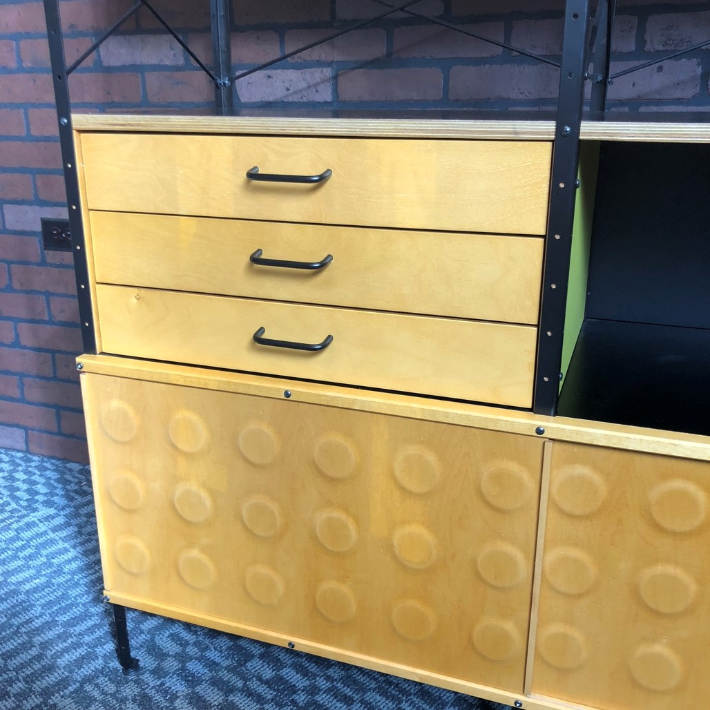 Wooden 2010s Herman Miller Eames ESU - Eames Storage Unit (All Sizes) Storage in very good condition
