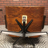 Brown 1980 Herman Miller Eames Eames Lounge Chair & Ottoman Lounge Seating thumbnail