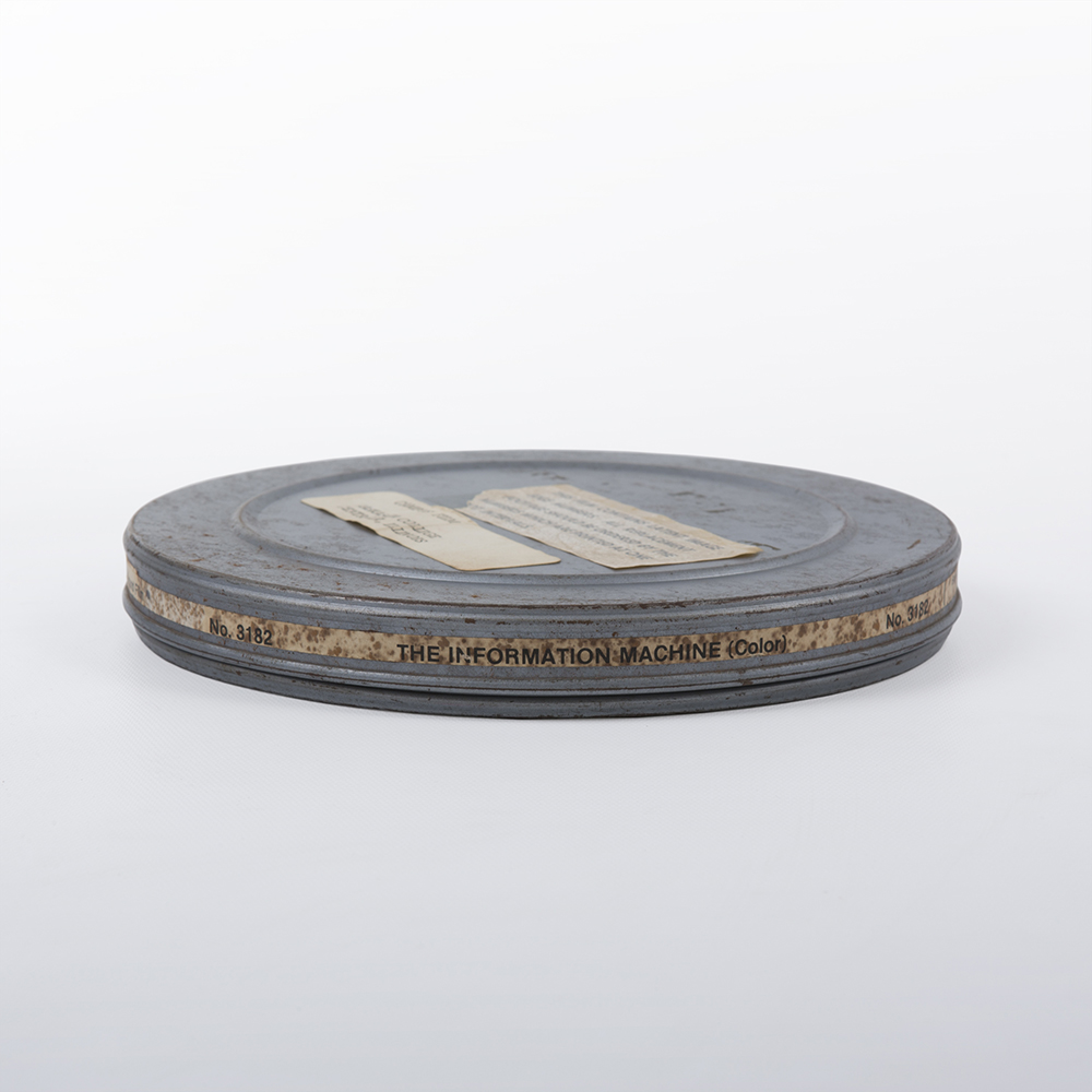 1957 Eames Original Eames Film Reel Film in excellent condition