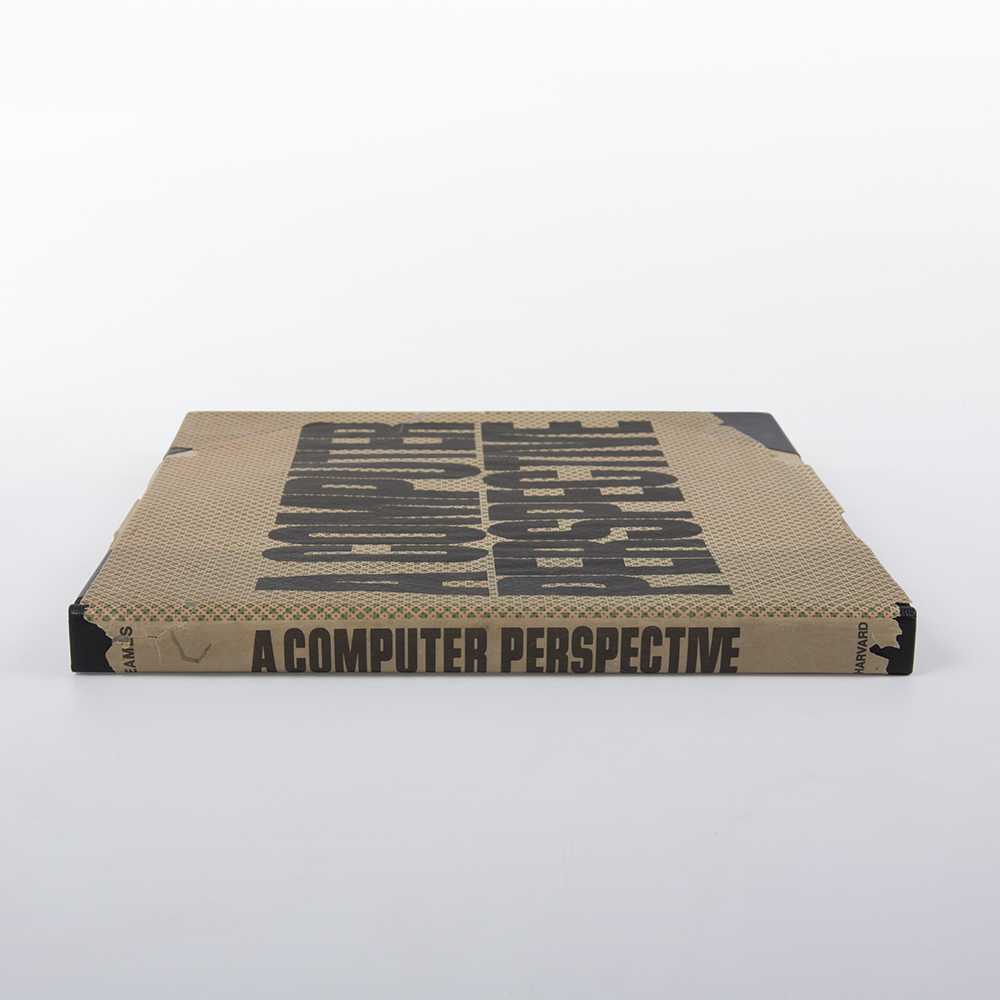 1973 Eames A Computer Perspective Book Books in excellent condition