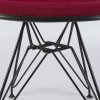 Red 1970s Herman Miller Eames DSR Eiffel Side Chairs in very good condition thumbnail