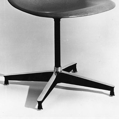 First edition spider cast aluminium base PSC (1954)