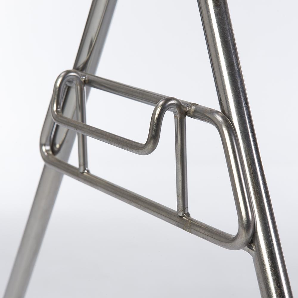 New Narrow Mount Configuration Herman Miller Original DSS Stacking Base For Eames Side Shells