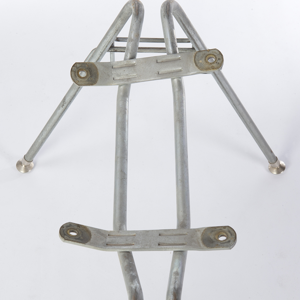 Wide Mount Configuration Herman Miller Original DSS Stacking Base For Eames Side Shells